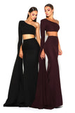 JENNIFER 2PCS BLACK