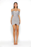 MILAN DRESS PLATINUM