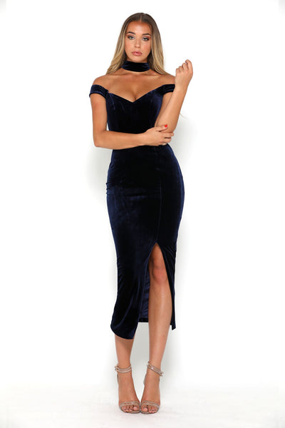 Barry Dress Navy