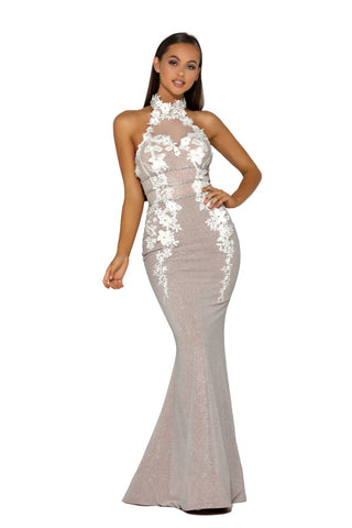 PS5014 GOWN IVORY