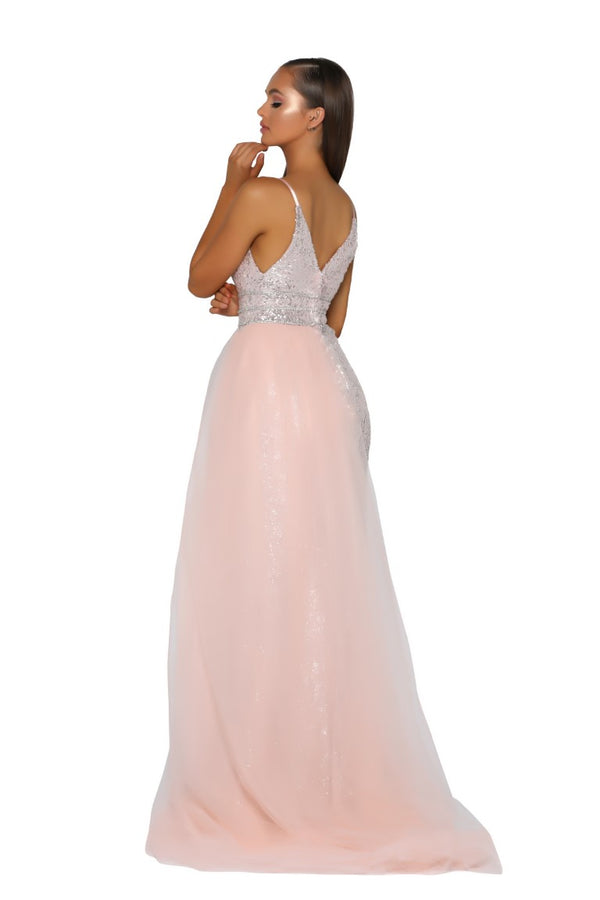 PS5017 GOWN PINK