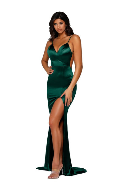 PS5050 GOWN EMERALD