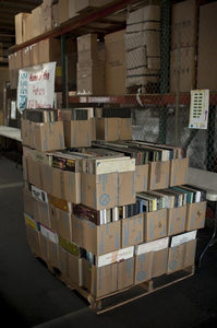 Insider Look: The 2013 FLH Music & Book Sale