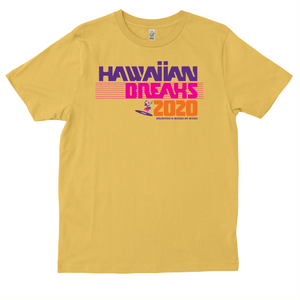 Hawaiian Breaks 2020: Limited color tees and hoodies (Everpress)