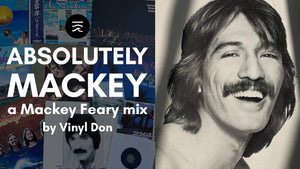 Absolutely Mackey: a mix to honor Mackey Feary (and the Facebook Group dedicated to the singer)