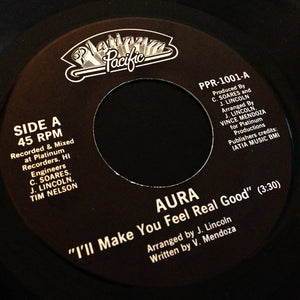 "Shack's Sunday Selections: Aura ""I'll Make You Feel Real Good"""
