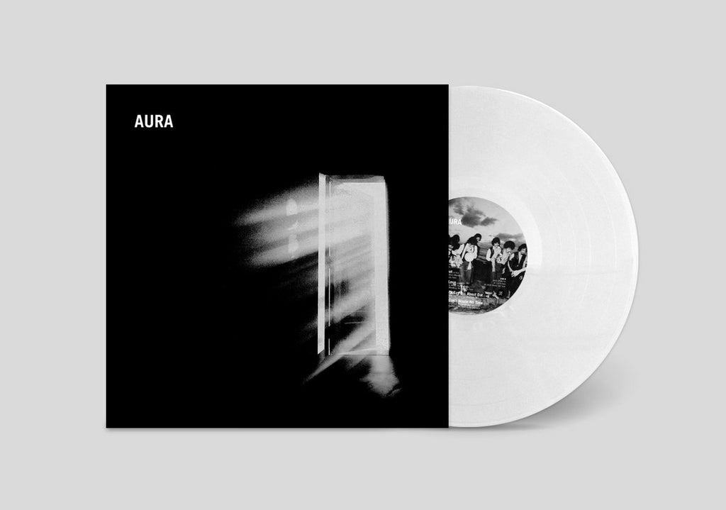 The Aura LP is back in stock with a 2021 edition repress