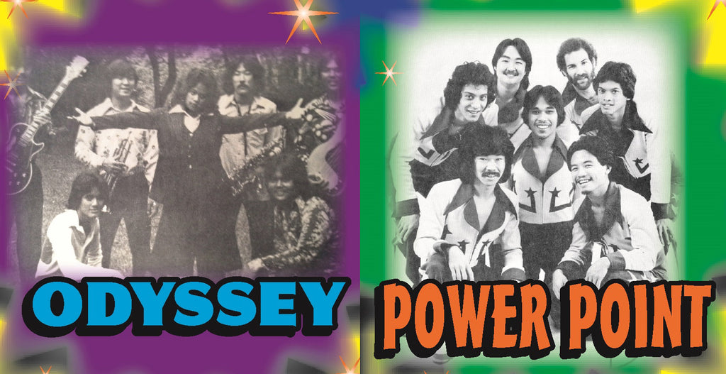 Interviews with 1970s disco bands from Hawaii: Power Point, Odyssey, and Peter Rivera of Rare Earth