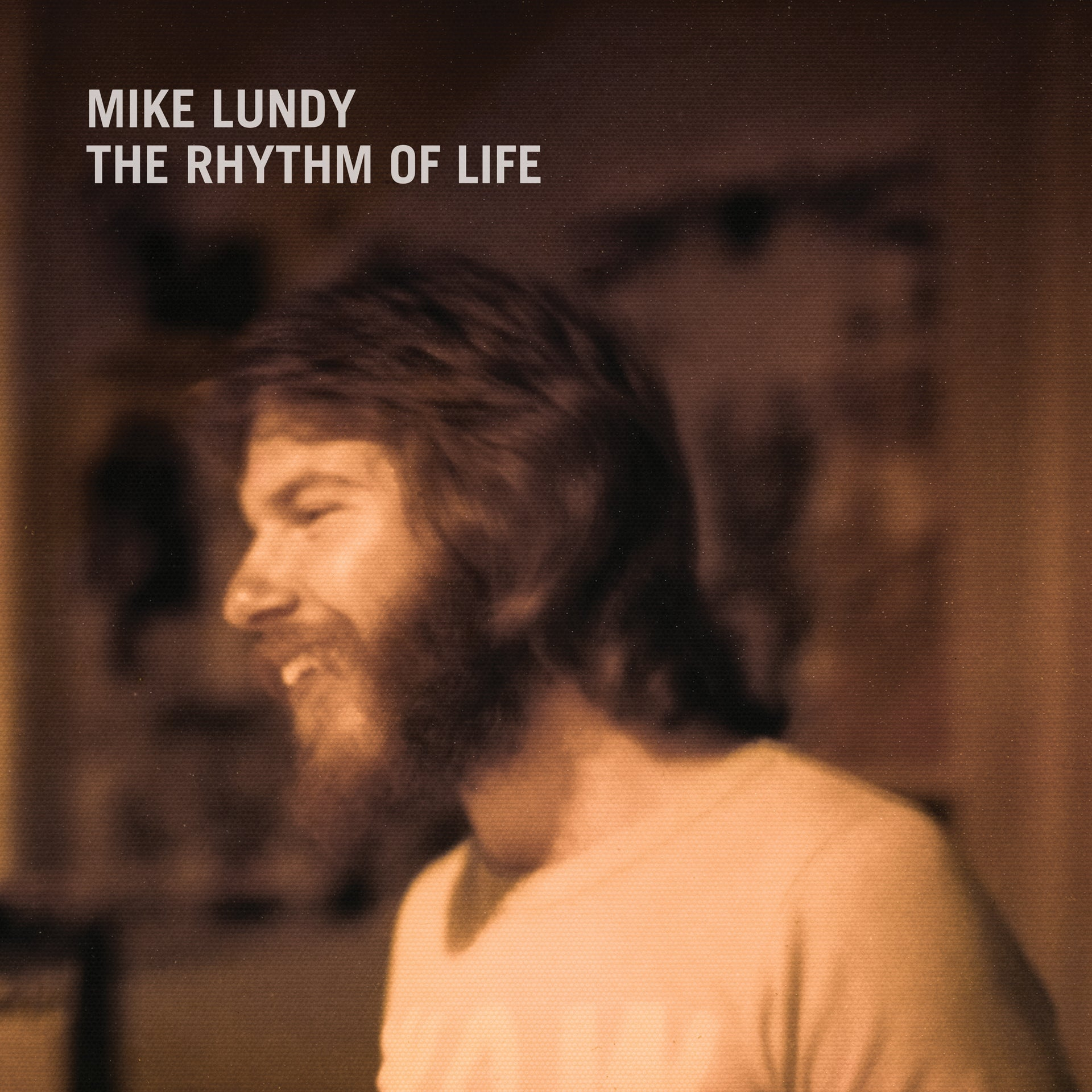 Cover artwork of AGS-LP001, Mike Lundy 'The Rhythm Of Life'.