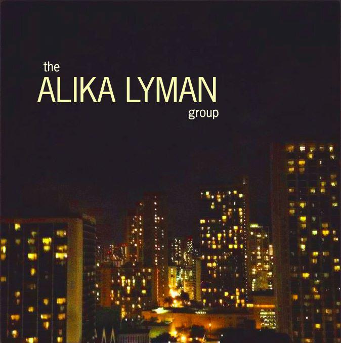 Alika Lyman Group CD release party