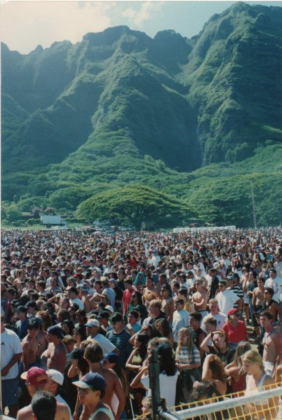 Big Mele at Kualoa Ranch by Radio Free Hawaii & Goldenvoice