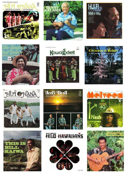 """Hawaiian albums: A timeline of """"what was"""""""