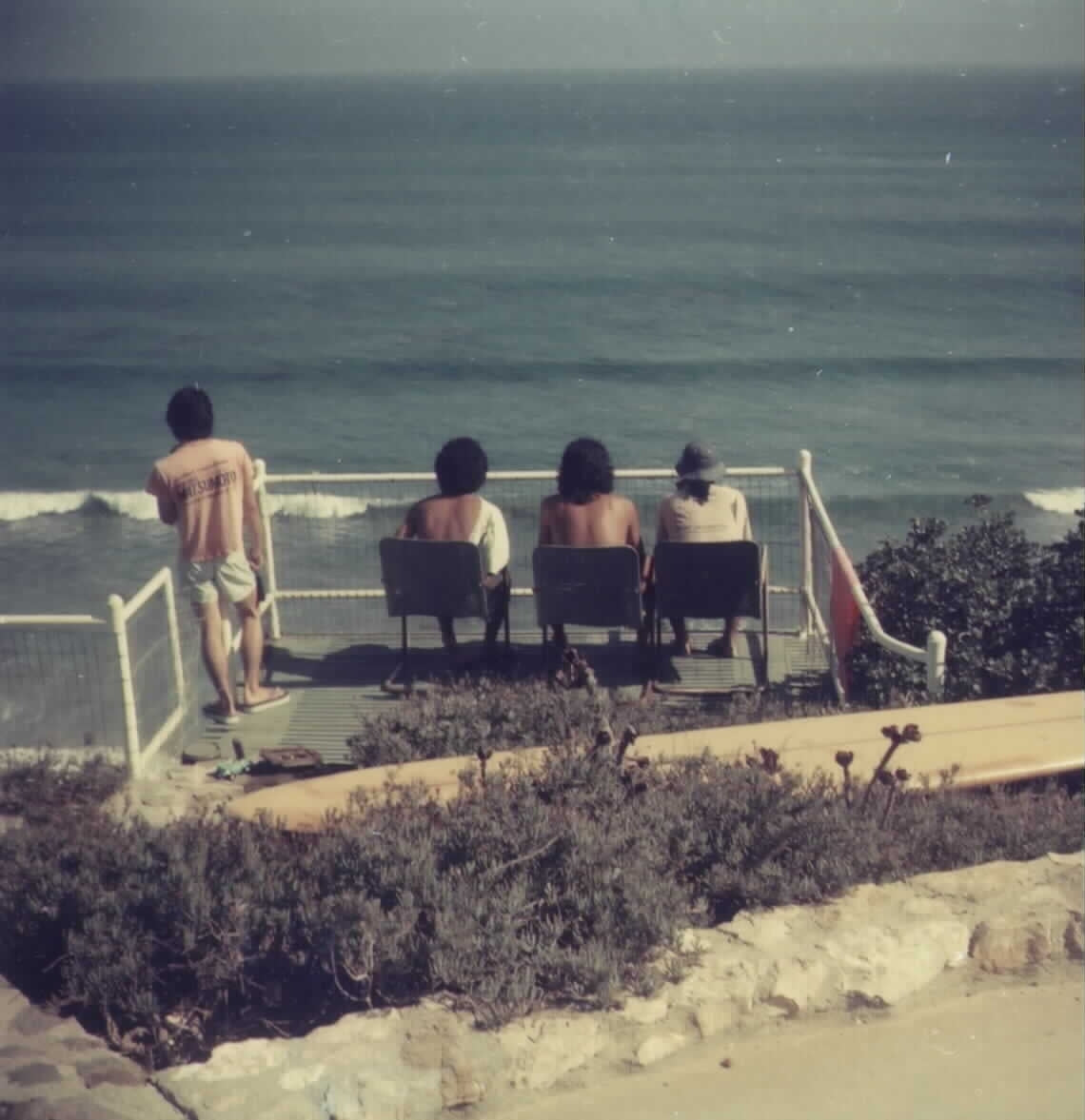 In Malibu: The Lookout