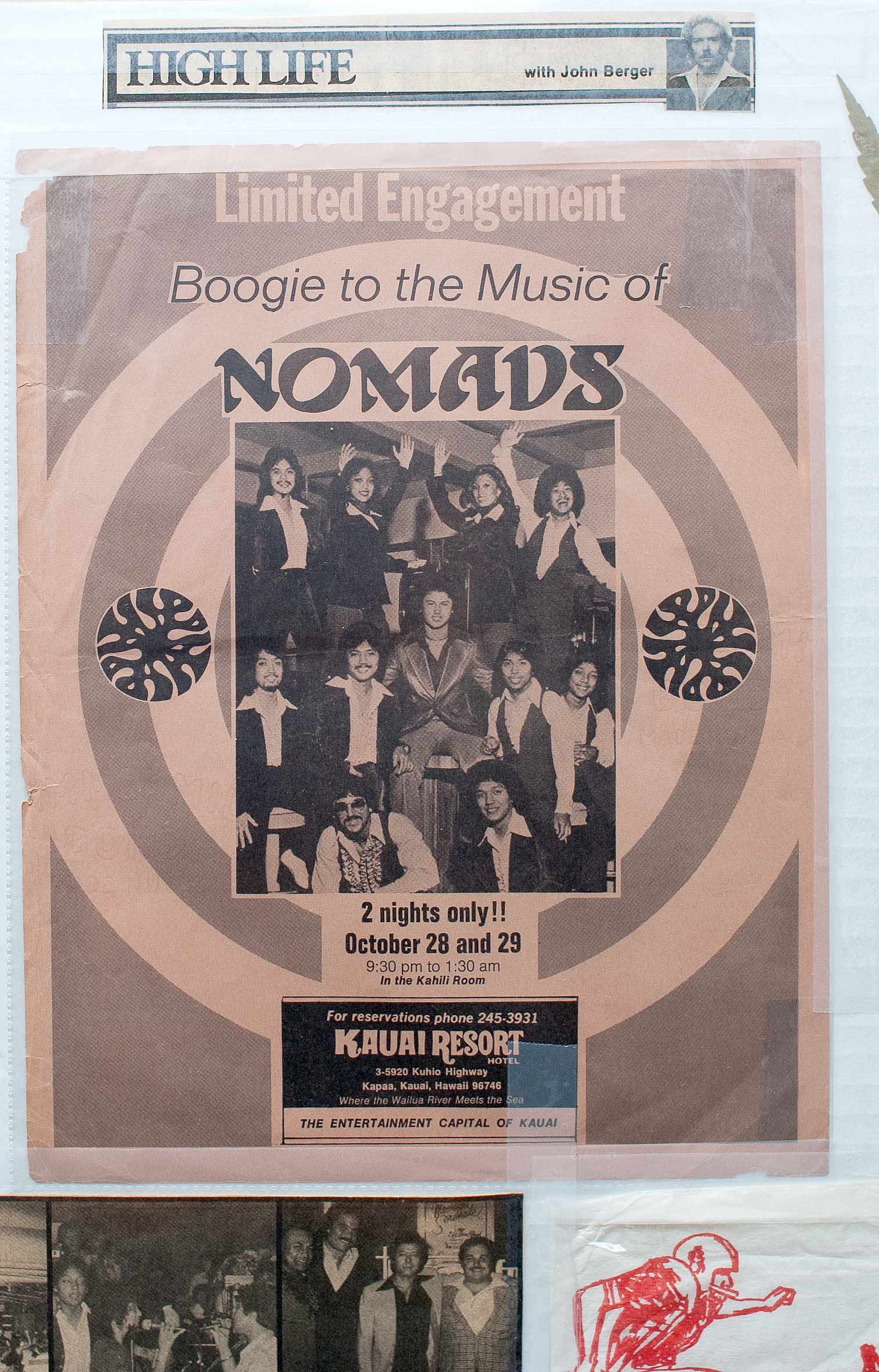 Nomads (Aura) Boogie Nights