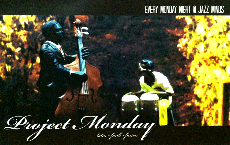 Project Monday at Jazz Minds
