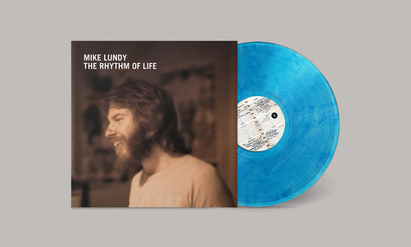 Mike Lundy - The Rhythm of Life (AGS-LP001)