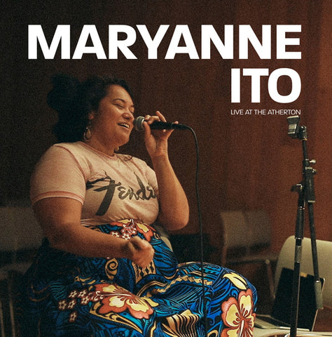 Maryanne Ito - Live at the Atherton (AGS-021-R)