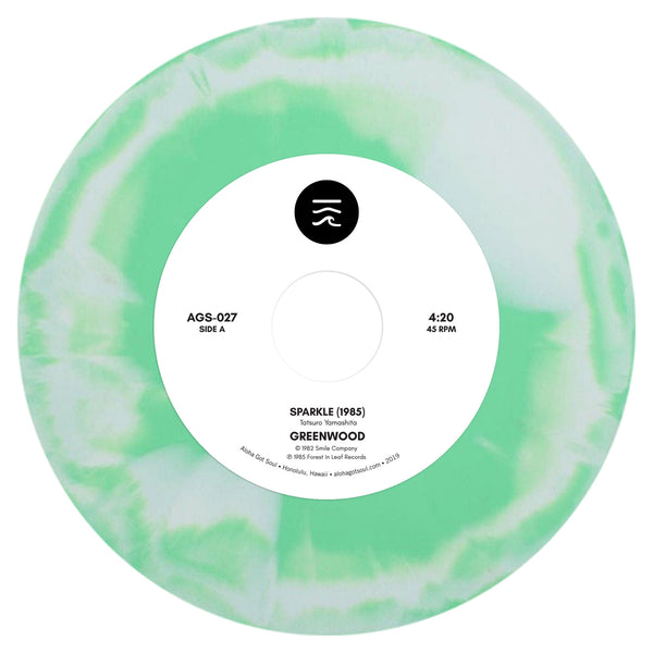 Greenwood - Sparkle (AGS-027)