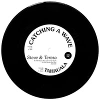 Steve & Teresa - Catching A Wave (AGS-035) (single)