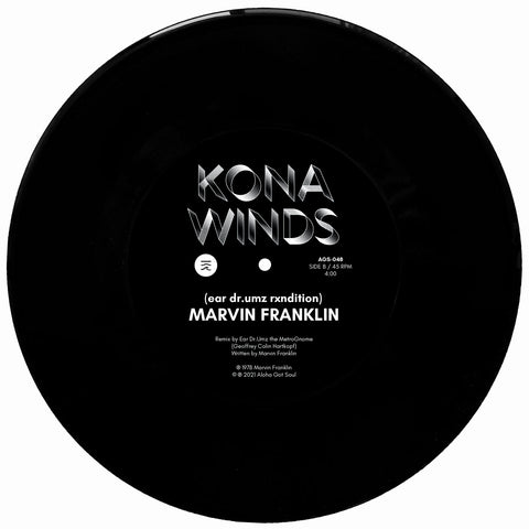 Seprock / Marvin Franklin - Kona Windz (AGS-048)