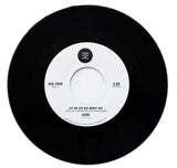 Aura - Let Me Say Dis About Dat / No Beginning, No End (AGS-7008)