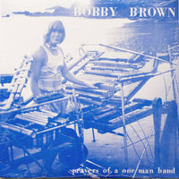 Bobby Brown 'Prayers of a One Man Band' LP