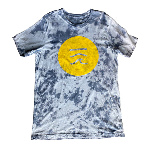 Infinite Summer AGS T-shirt (Tie Dye Blue)