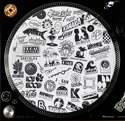 Label Logos Slipmat