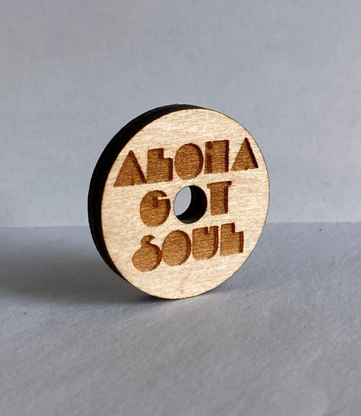 45 Adapter (wood)