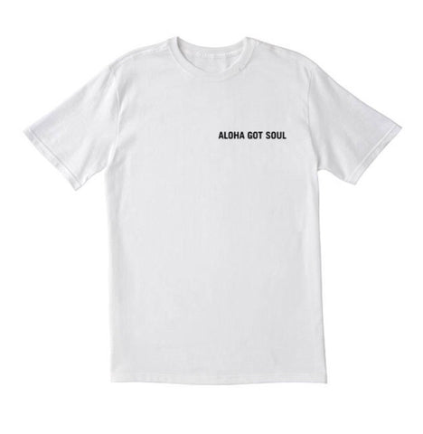 'Aloha Got Soul' Chest Hit T-Shirt