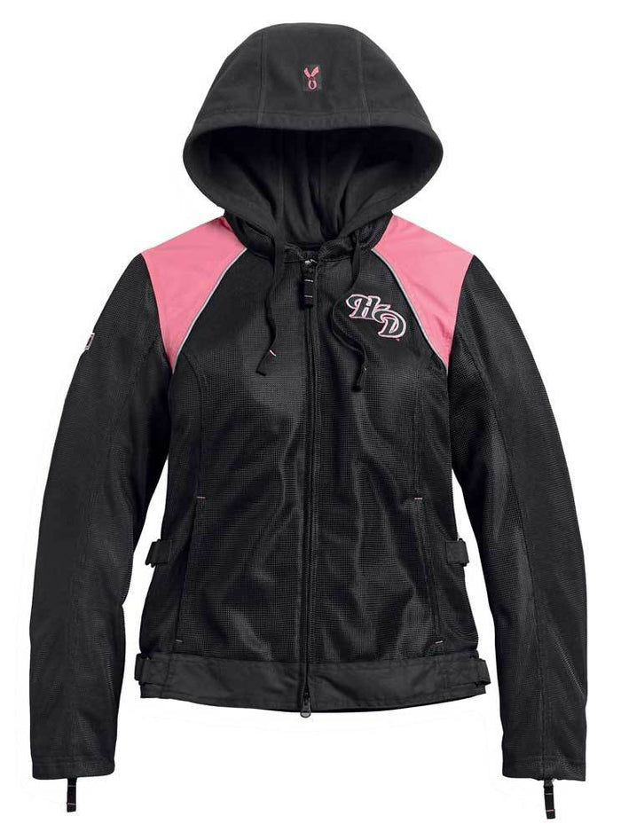 Women's Pink Label Mesh Riding Jacket