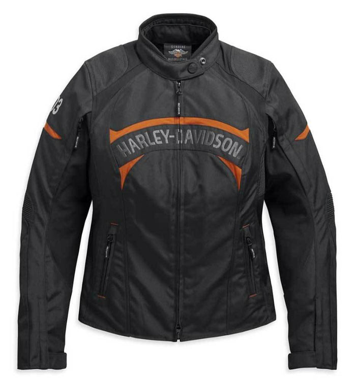 Women's Killian Riding Jacket - Black