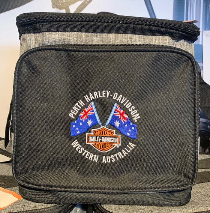 PERTH HARLEY-DAVIDSON COOLER BAG