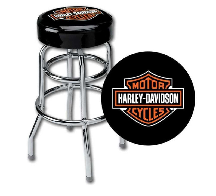 CLASSIC BAR & SHIELD LOGO BAR STOOL