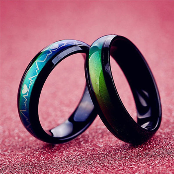 Top bague qui change de couleur