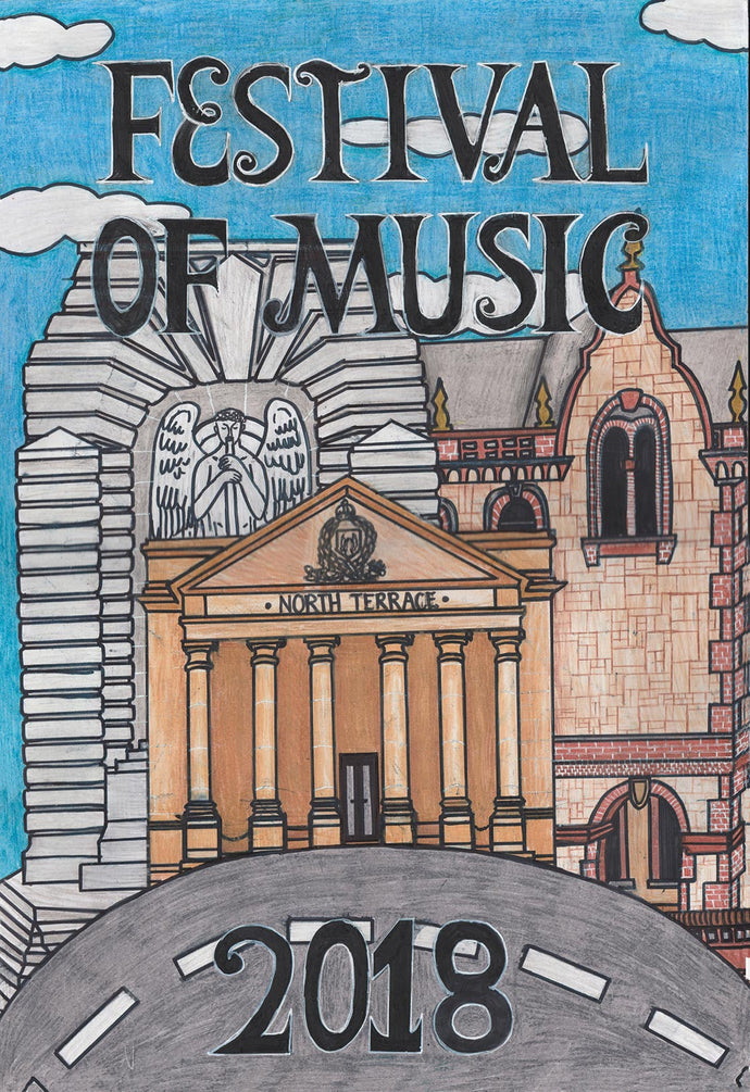 009 - Festival Of Music DVD - Tuesday, September 25th 2018 - Evening - 7.30pm