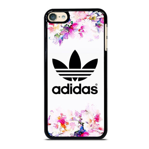 ADIDAS FLOWER ART iPod Touch 4 5 6 Generation 4th 5th 6th Case - Best Custom iPod Cover Design