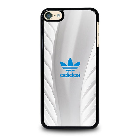 ADIDAS WHITE iPod Touch 4 5 6 Generation 4th 5th 6th Case - Best Custom iPod Cover Design