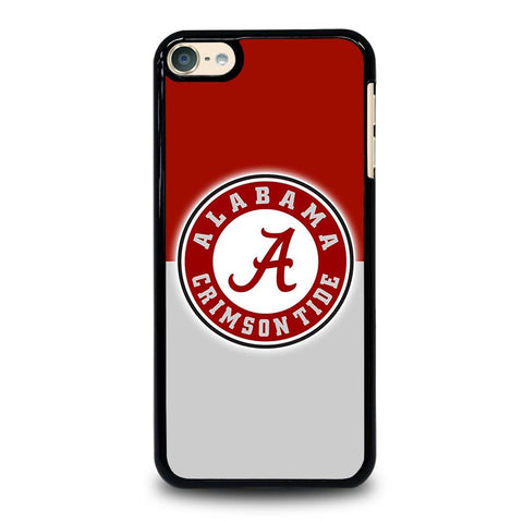 ALABAMA CRIMSON TIDE BAMA iPod Touch 4 5 6 Generation 4th 5th 6th Case - Best Custom iPod Cover Design