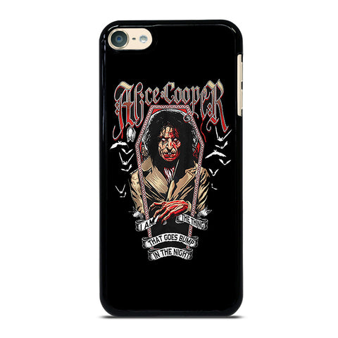 ALICE COOPER iPod Touch 4 5 6 Generation 4th 5th 6th Case - Best Custom iPod Cover Design