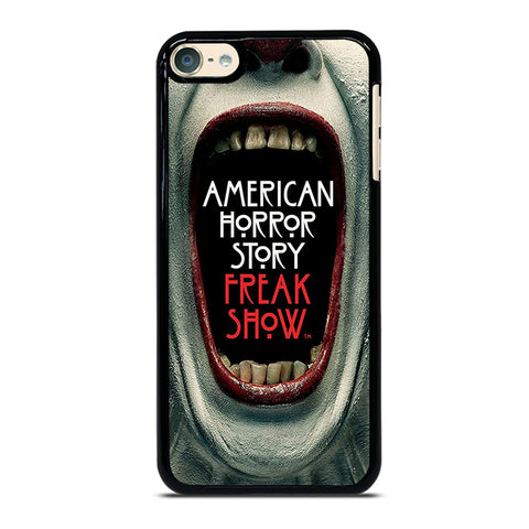 AMERICAN HORROR STORY FREAK SHOW iPod Touch 4 5 6 Generation 4th 5th 6th Case - Best Custom iPod Cover Design