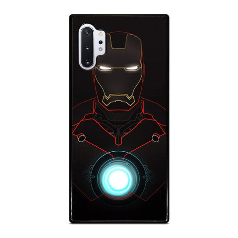 ARC REACTOR IRONMAN Samsung Galaxy S3 S4 S5 S6 S7 S8 S9 Plus Edge Note 3 4 5 8 Case - Best Custom Phone Cover Design