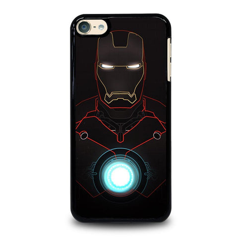 ARC REACTOR IRONMAN iPod Touch 4 5 6 Generation 4th 5th 6th Case - Best Custom iPod Cover Design