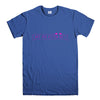 ZEF SIDE-mens-t-shirt-Blue