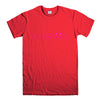 ZEF SIDE-mens-t-shirt-Red