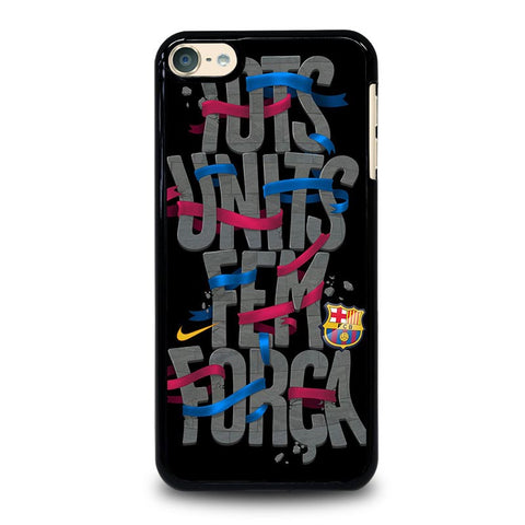 BARCA SPORT EURO FOOTBALL BARCELONA iPod Touch 4 5 6 Generation 4th 5th 6th Case - Best Custom iPod Cover Design