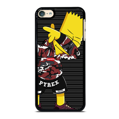 BART SIMPSONS DAB iPod Touch 4 5 6 Generation 4th 5th 6th Case - Best Custom iPod Cover Design