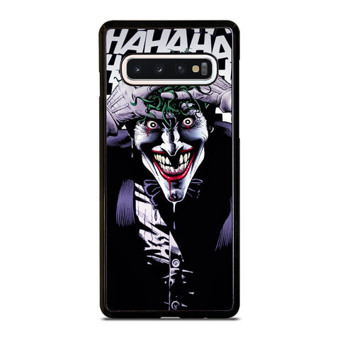 BATMAN THE KILLING JOKE Samsung Galaxy S4 S5 S6 S7 S8 S9 S10 5G Plus S10e Edge Plus Note 5 8 9 10 Plus Case - Best Custom Phone Cover Design