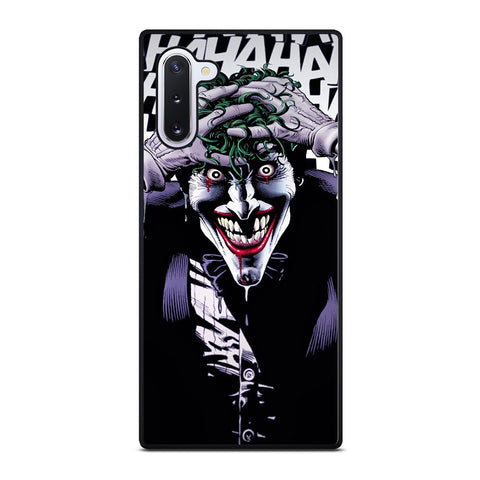 BATMAN THE KILLING JOKE Samsung Galaxy S3 S4 S5 S6 S7 S8 S9 Plus Edge Note 3 4 5 8 Case - Best Custom Phone Cover Design