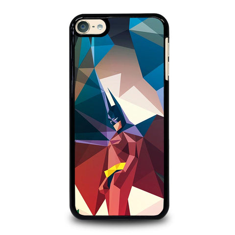 BATMAN GEOMETRIC iPod Touch 4 5 6 Generation 4th 5th 6th Case - Best Custom iPod Cover Design